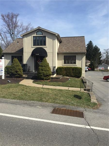 1346 Silver Lane, Robinson Twp - Nwa, PA 15108 (MLS #1385783) :: Broadview Realty