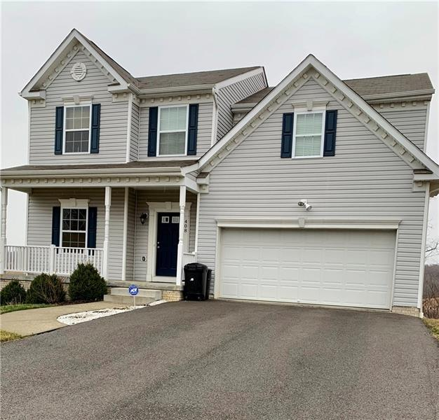 408 Summit Court, Chartiers, PA 15342 (MLS #1386594) :: Broadview Realty