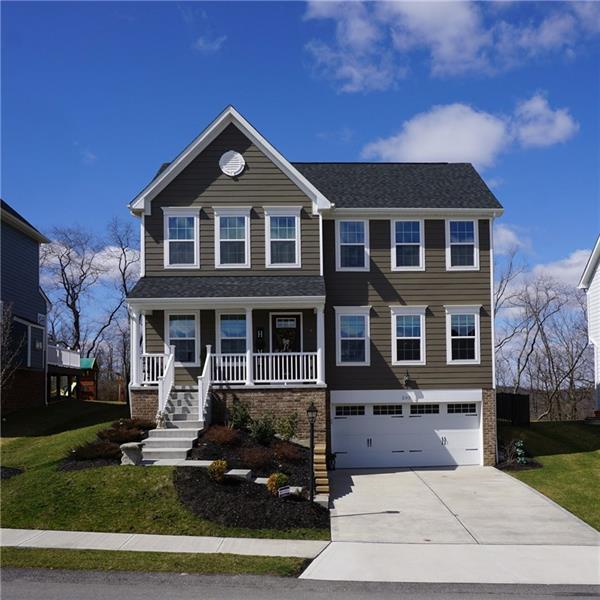 205 Far View Lane, Adams Twp, PA 16046 (MLS #1387925) :: Keller Williams Realty