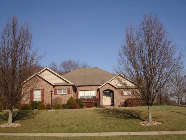 102 Pheasant Ridge Dr, Center Twp - But, PA 16001 (MLS #1388158) :: Keller Williams Realty