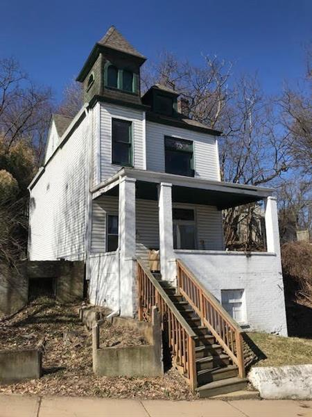 599 Blessing St, Polish Hill, PA 15213 (MLS #1390983) :: REMAX Advanced, REALTORS®