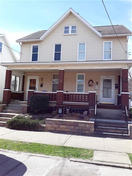 729 4th Avenue, Ford City Boro, PA 16226 (MLS #1391064) :: REMAX Advanced, REALTORS®