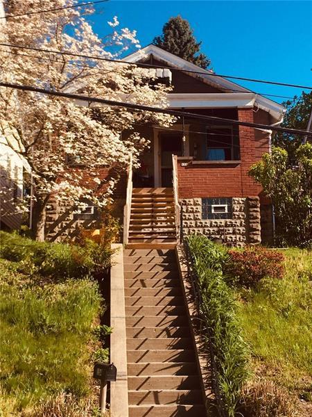 134 Glenmore Ave, West View, PA 15229 (MLS #1392423) :: Keller Williams Realty