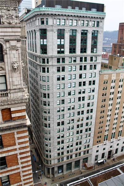 300 Fourth Ave #602, Downtown Pgh, PA 15222 (MLS #1394809) :: The SAYHAY Team