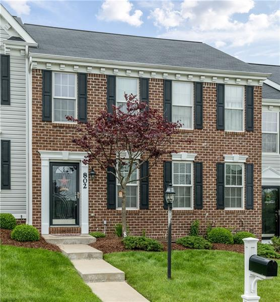 802 Raymond Dr, Oakdale, PA 15071 (MLS #1395863) :: REMAX Advanced, REALTORS®
