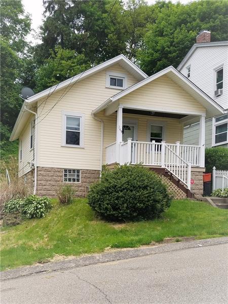 249 Frankfort Avenue, West View, PA 15229 (MLS #1396377) :: Keller Williams Realty