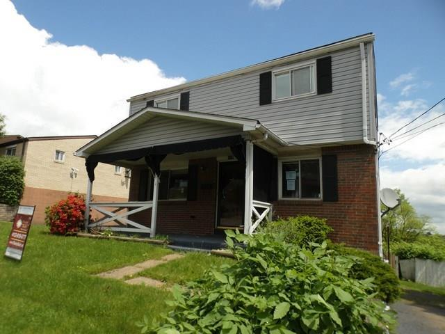 119 Preston Dr, N Braddock, PA 15104 (MLS #1396566) :: Broadview Realty