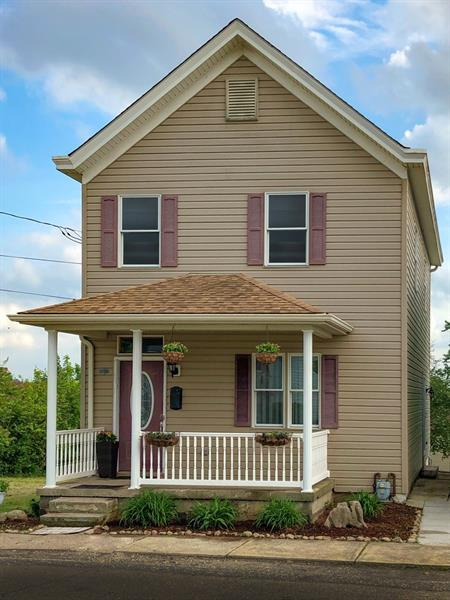 532 Jack St, City Of Greensburg, PA 15601 (MLS #1396579) :: Broadview Realty