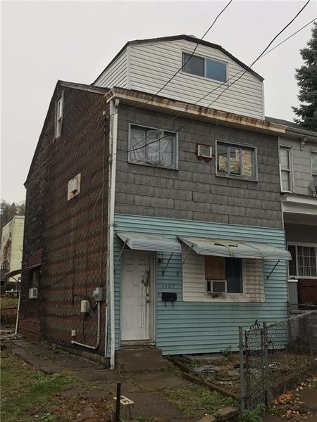 1404 Marshall Ave, Marshall Shadeland, PA 15212 (MLS #1397177) :: Keller Williams Realty