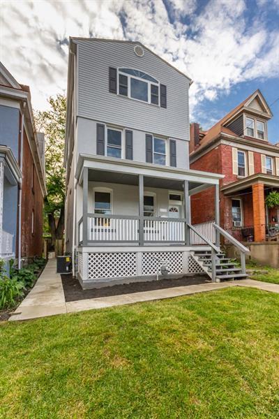 116 Ivy St, Edgewood, PA 15218 (MLS #1397248) :: Keller Williams Realty