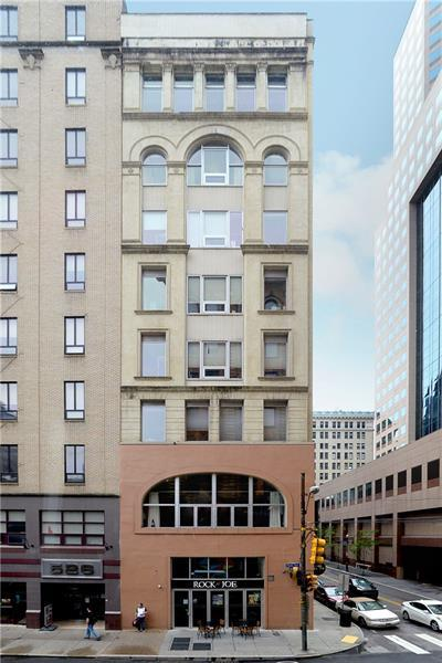 11 5th Ave #201, Downtown Pgh, PA 15222 (MLS #1397824) :: Broadview Realty