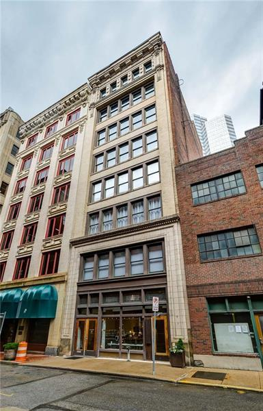 429 1st Ave #7, Downtown Pgh, PA 15219 (MLS #1398659) :: Broadview Realty