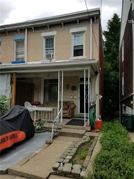217 Oakwood Ave, West View, PA 15229 (MLS #1400359) :: Keller Williams Realty