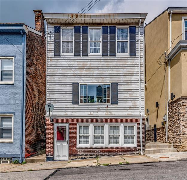 331 44th St, Lawrenceville, PA 15201 (MLS #1401054) :: REMAX Advanced, REALTORS®