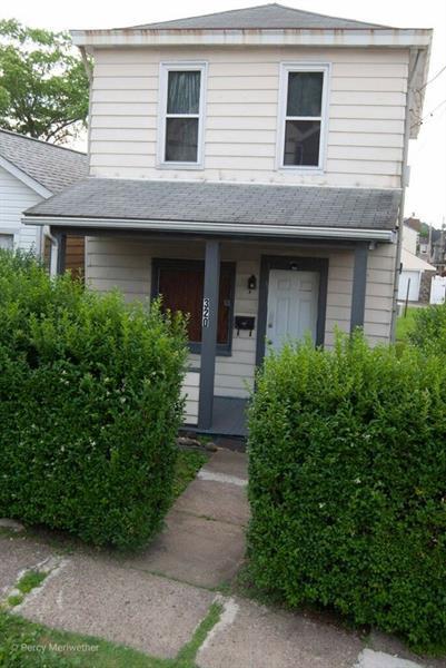 320 25th St, Mckeesport, PA 15132 (MLS #1401487) :: REMAX Advanced, REALTORS®