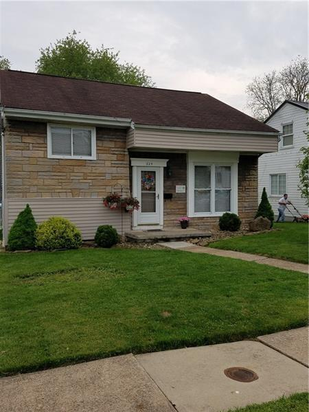 225 E Metzger Ave, Twp Of But Sw, PA 16001 (MLS #1402218) :: Broadview Realty