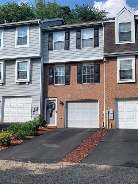 702 Lexington Dr, Hopewell Twp - Bea, PA 15001 (MLS #1406111) :: REMAX Advanced, REALTORS®