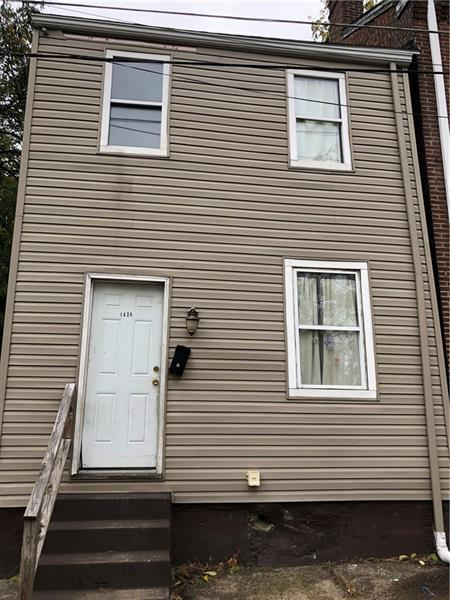 1424 Warner St, Manchester, PA 15233 (MLS #1408494) :: The SAYHAY Team
