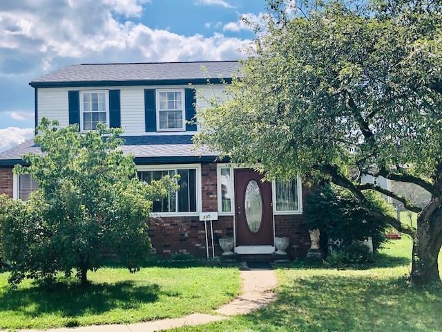 205 Oak Heights Dr, Oakdale, PA 15071 (MLS #1412774) :: REMAX Advanced, REALTORS®