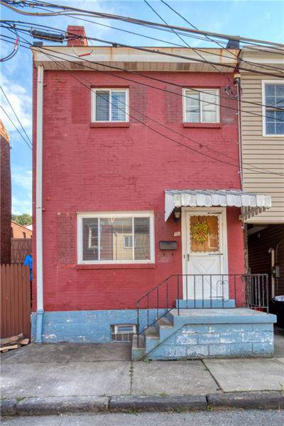 1118 Freyburg St, South Side, PA 15203 (MLS #1417689) :: Broadview Realty