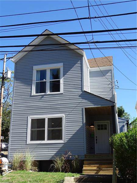 19 S Jackson Ave, Bellevue, PA 15202 (MLS #1418524) :: Broadview Realty
