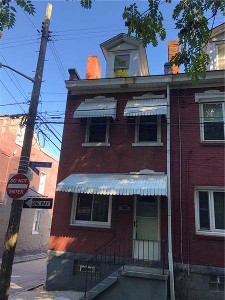 1313 Breed Street, South Side, PA 15203 (MLS #1418543) :: Broadview Realty