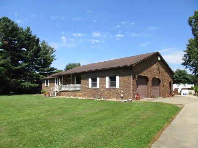 541 Johnston Road, Wilmington Twp, PA 16142 (MLS #1418583) :: Broadview Realty