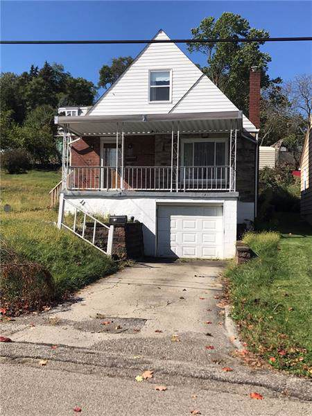 5524 Cox Ave, Lincoln Place, PA 15207 (MLS #1421839) :: Broadview Realty