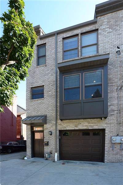 91 S 13th Street, South Side, PA 15203 (MLS #1422475) :: Dave Tumpa Team