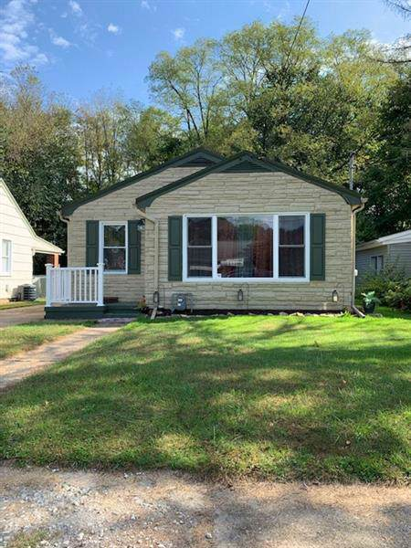 1012 N Mckean St, Kittanning Boro, PA 16201 (MLS #1423107) :: Broadview Realty