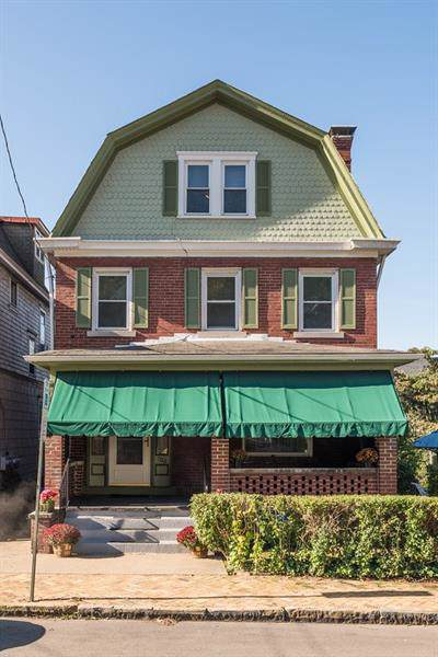 708 Hill St, Sewickley, PA 15143 (MLS #1423282) :: RE/MAX Real Estate Solutions