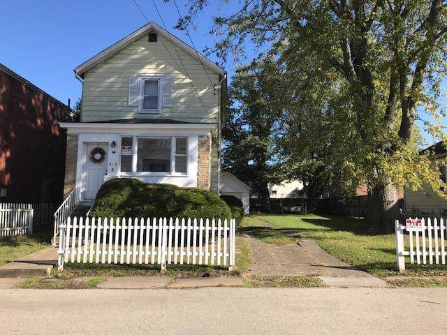 315 Church St, Bridgeville, PA 15017 (MLS #1423287) :: Dave Tumpa Team