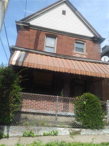 98 Courtland St, Hazelwood, PA 15207 (MLS #1423597) :: Broadview Realty