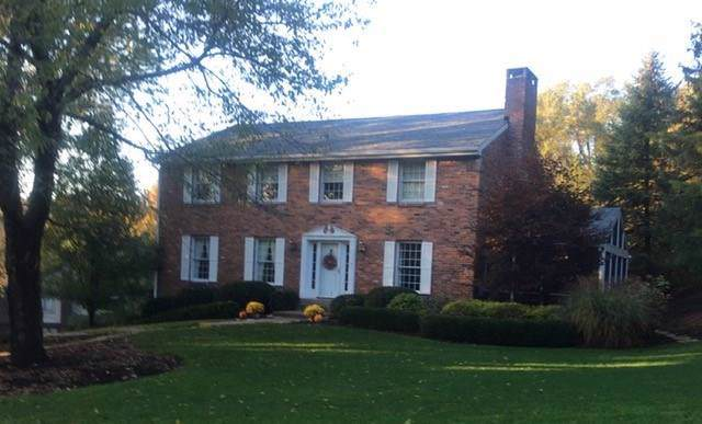 206 Spring House Lane, O'hara, PA 15238 (MLS #1423723) :: Broadview Realty