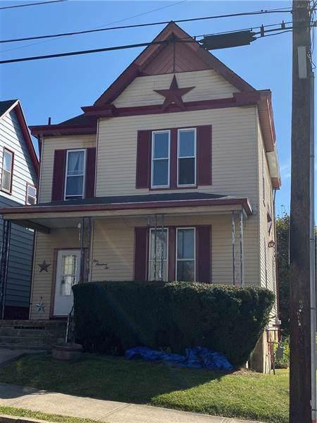 102 E Hallam Avenue, City Of Washington, PA 15301 (MLS #1424220) :: RE/MAX Real Estate Solutions