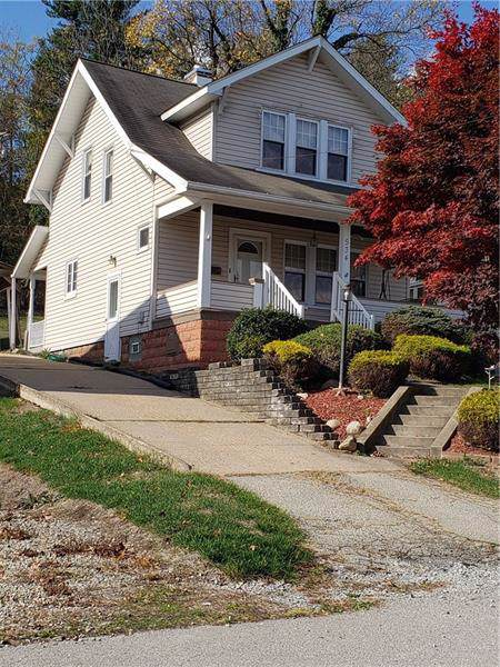 534 Regent St, Chartiers, PA 15342 (MLS #1424798) :: RE/MAX Real Estate Solutions