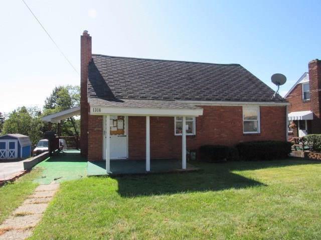 1316 Barkley Road, Port Vue, PA 15133 (MLS #1425839) :: RE/MAX Real Estate Solutions