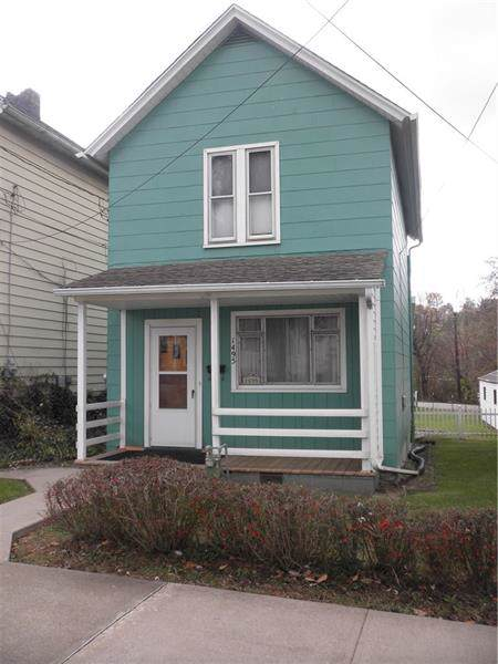 1495 Allison Ave, City Of Washington, PA 15301 (MLS #1425979) :: RE/MAX Real Estate Solutions