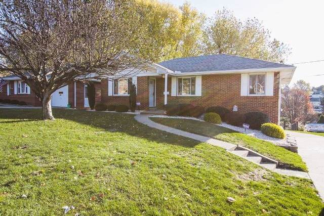510 Montgomery Ave, City Of Washington, PA 15301 (MLS #1426012) :: RE/MAX Real Estate Solutions