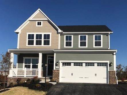 154 Saddle Ridge Drive, North Fayette, PA 15071 (MLS #1426178) :: RE/MAX Real Estate Solutions