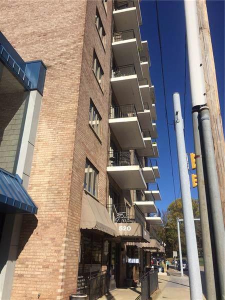 5520 Washington Road #706, Mt. Lebanon, PA 15220 (MLS #1426789) :: RE/MAX Real Estate Solutions