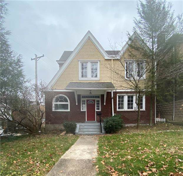 301 Martin Ave, Mt. Lebanon, PA 15216 (MLS #1428510) :: Broadview Realty