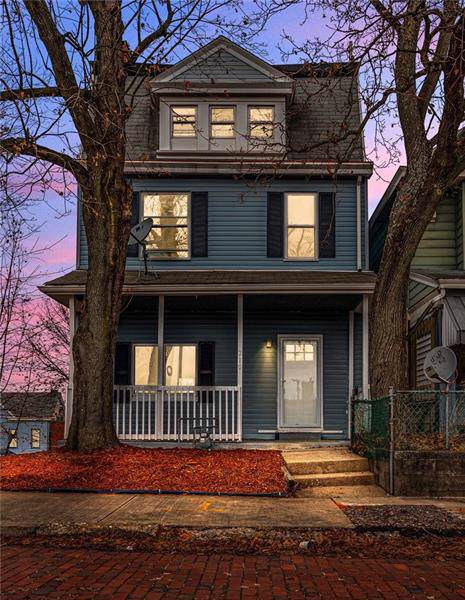 210 Langley Ave, Perry Hilltop, PA 15214 (MLS #1428555) :: RE/MAX Real Estate Solutions