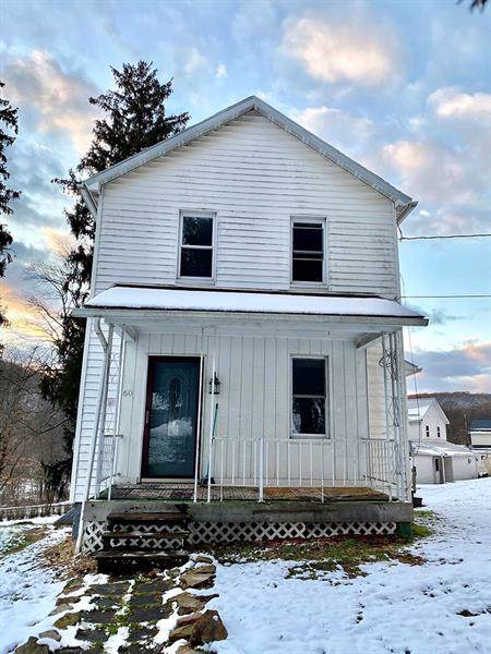 60 Mine Hill Road, Rayne Twp/Ernest, PA 15739 (MLS #1428910) :: Dave Tumpa Team