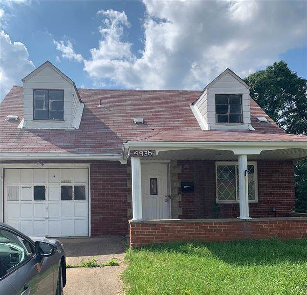4936 Barberry St, Lincoln Place, PA 15207 (MLS #1430185) :: Broadview Realty