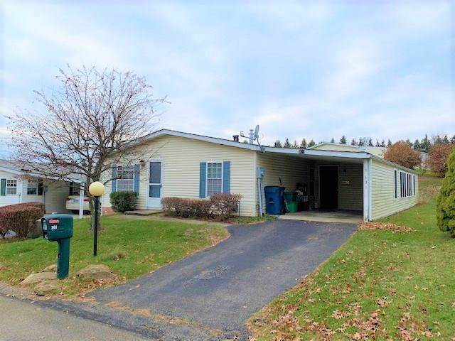 301 Ridge Lane, Murrysville, PA 15668 (MLS #1430281) :: Broadview Realty