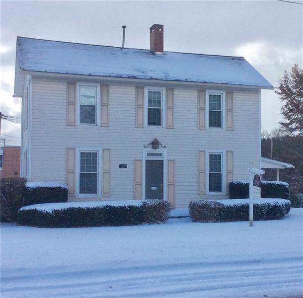 127 W Vine  St., New Wilmington Boro, PA 16142 (MLS #1431515) :: Dave Tumpa Team