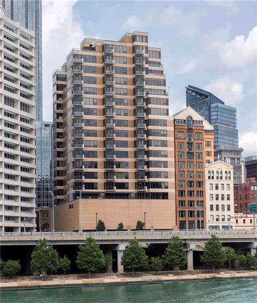 151 Fort Pitt Boulevard #1505, Downtown Pgh, PA 15222 (MLS #1431699) :: RE/MAX Real Estate Solutions