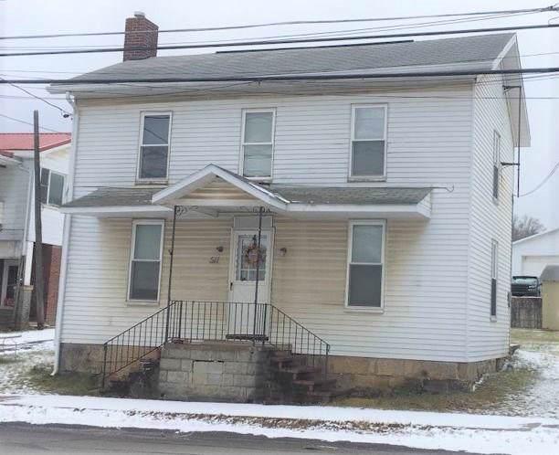 511 E Main St, E Mahoning/Marion Ctr, PA 15759 (MLS #1431754) :: Dave Tumpa Team