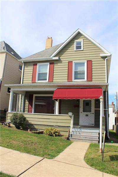 322 Harrison Avenue, Vandergrift - Wml, PA 15690 (MLS #1432769) :: RE/MAX Real Estate Solutions